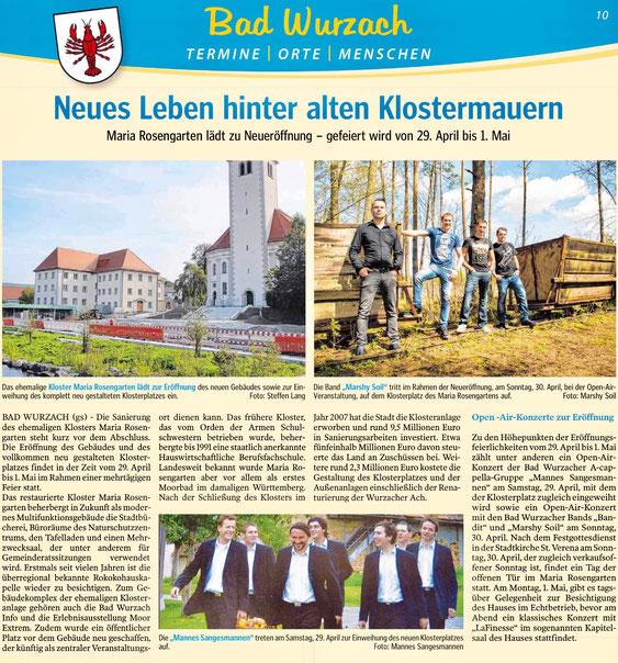 Quelle: Schwäbische Zeitung, 10.03.2017