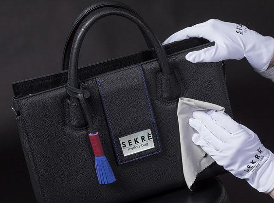 Pflegehinweise für die Leder-Handtasche