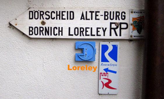Loreley Rhein Deutschland