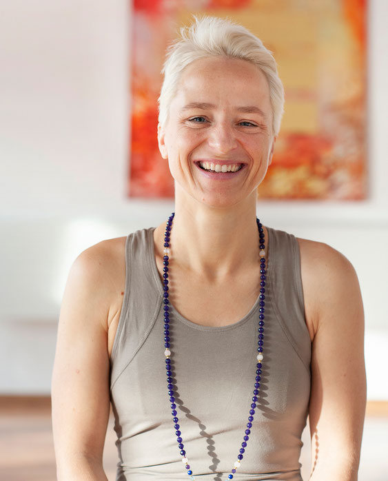 Beate Laudien, Yogalehrerin Mainz