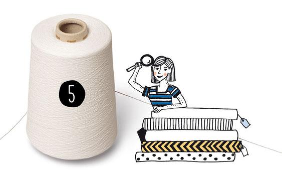 Bio-Baumwolle | GOTS-Siegel