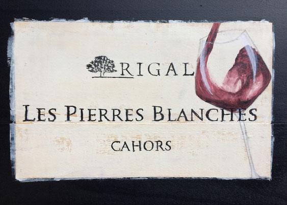 Les Pierres Blanches Malbec