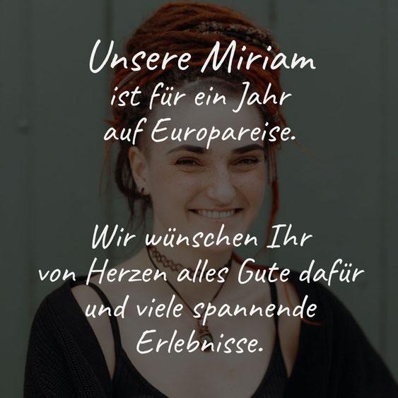 Miriam Vogler - Friseurmeisterin