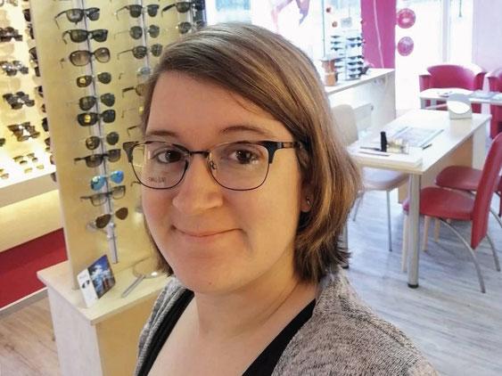 Strodthoff-Optik - Brille der Woche - Free Land - Damenbrille
