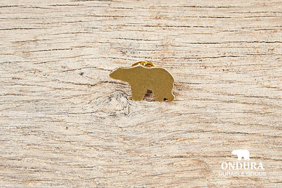 Ondura Bear Pin