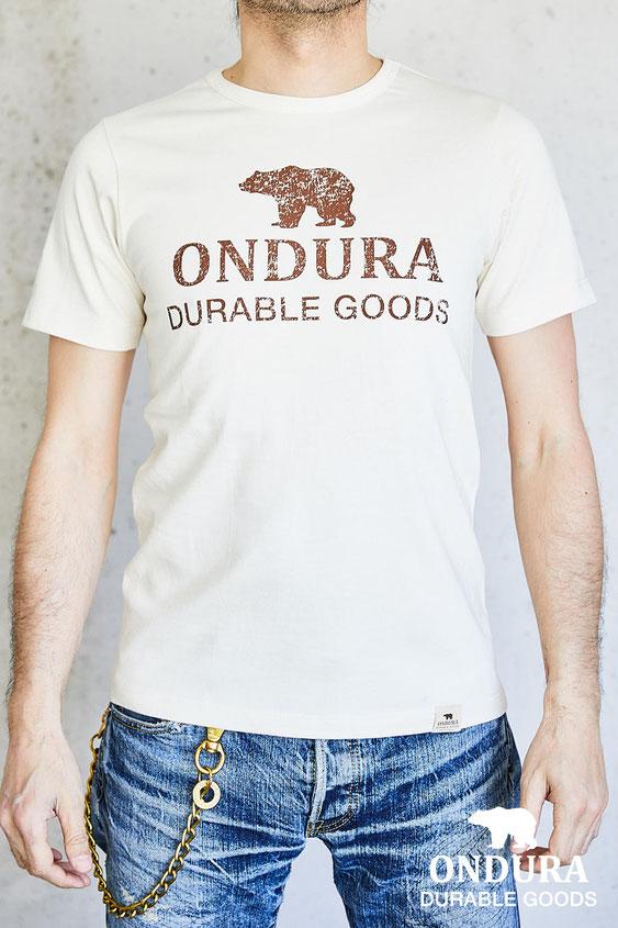 ONDURA durable goods t-shirt