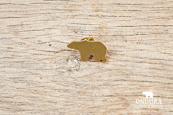 Ondura Bear Pin  Bearpride