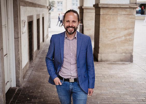 Harald Sieger, Landeskirchenmusik-Direktor