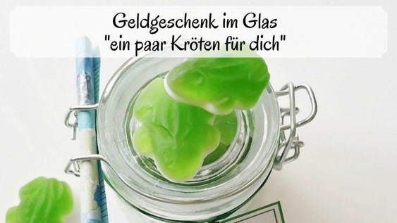 Geldgeschenk Im Glas Mause Free Printable Diy Miss Betty Diy