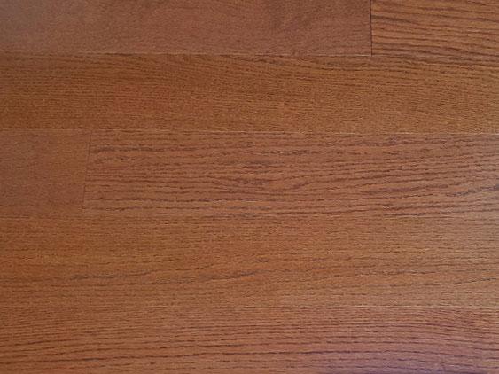 oak saddle