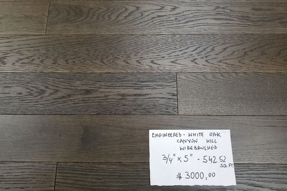 salt lake  oak laminate flooring Liquidation Sale