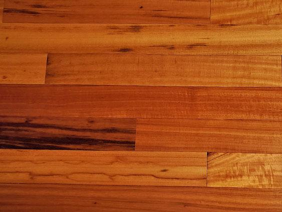 warehouse Liquidation Sale Exotic Tigerwood Solid Natural