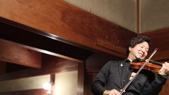 淡河宿本陣跡でクラシックコンサートを開催しました。