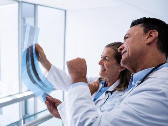 Vermittlung von Radiologen
