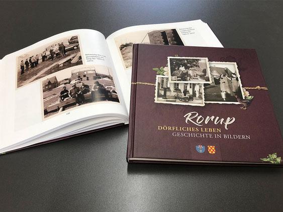 Bildband des Heimatvereins Rorup (Dülmen, NRW) - gedruckt von SATZDRUCK