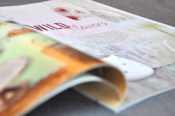 Katalog drucken lassen bei der Druckerei SATZDRUCK in Coesfeld (NRW)