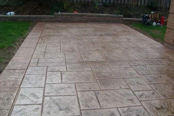beton amprentat arad