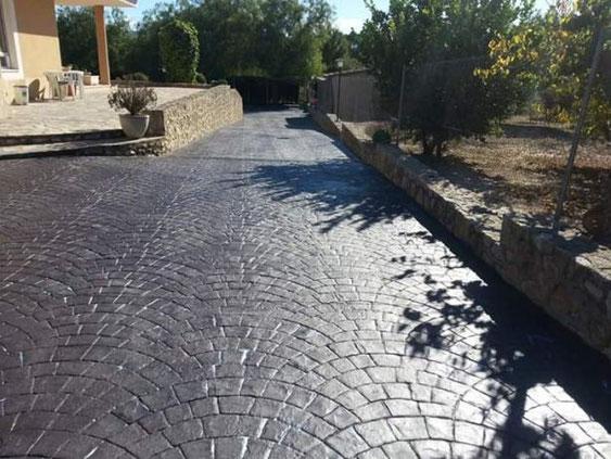 pavaj beton amprentat bragadiru