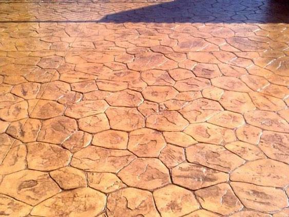 pavaj beton amprentat mogosoaia