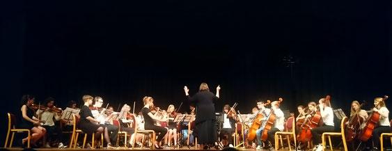 Streichorchester & Schulorchester