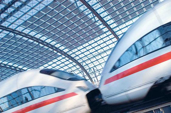Scheuten Solar Ersatzmodule Hauptbahnhof