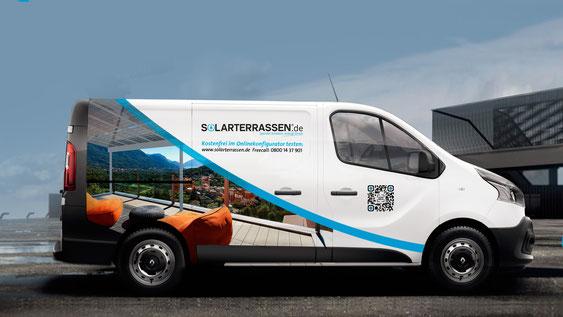 Kundenservice Solarterrassen