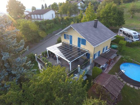 Förderung Solarcarport