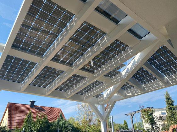 Förderung Solarterrassendach