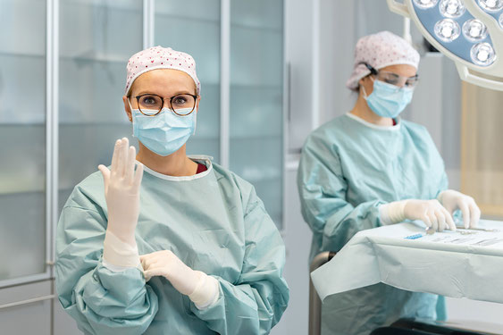 Stellenangebot Operationstechnische Assistentin Zahnmedizin Schorndorf