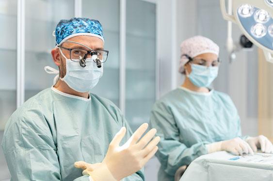Stellenangebot Facharzt Oralchirurgie MKG Schorndorf