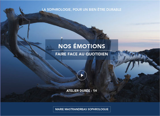 Nos émotions, faire face au quotidien