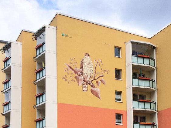 Ein abgeschlossenes Projekt mit Wärmedämmverbundsystem, der 3B Denkmalpflege & Bausanierung GmbH