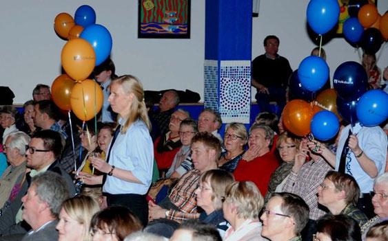 2013: Nenas 99 Luftballons