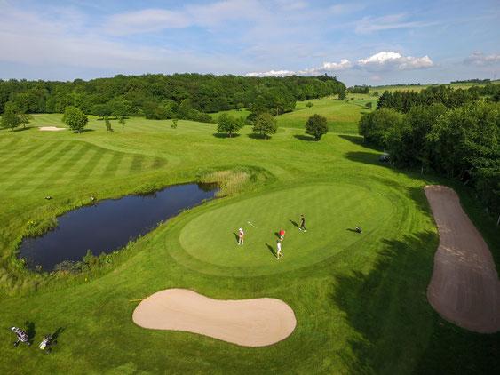 Golfen trotz Corona