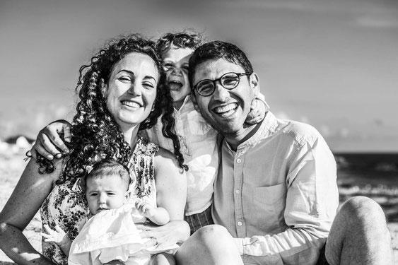 Séance photo de famille Le pouliguen