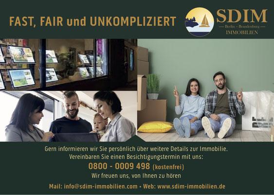 SDIM Immobilien Fast. Fair. Unkompliziert.