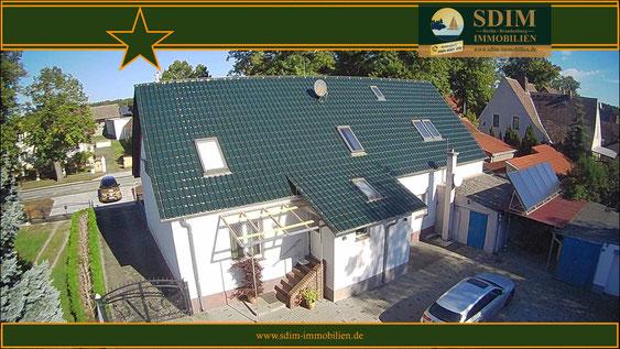 Haus mit Grundstück in Märkische Heide bei Gross Leuthen und  Lübben