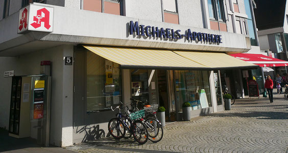 Winterbach · Michaels - Apotheke