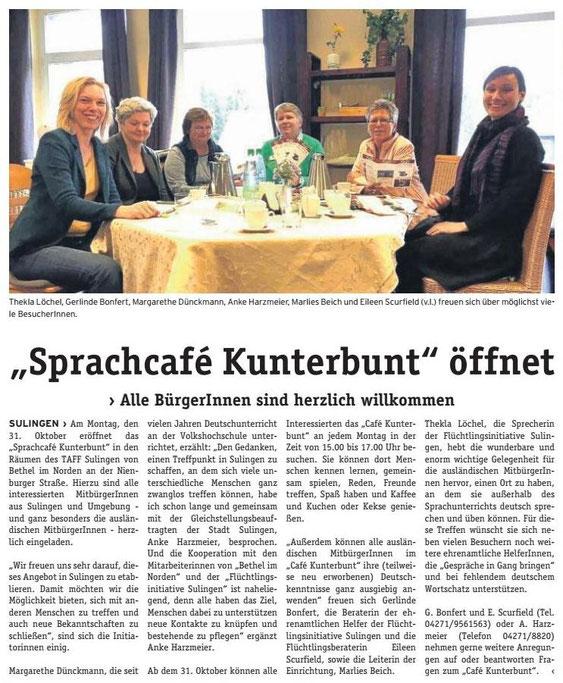 Sulinger Wochenpost, 27.10.2016