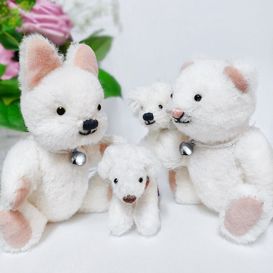 fairysaddle teddybear panchifriend