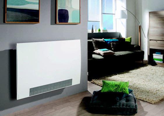 Radiateur électrique réversible chaud-froid