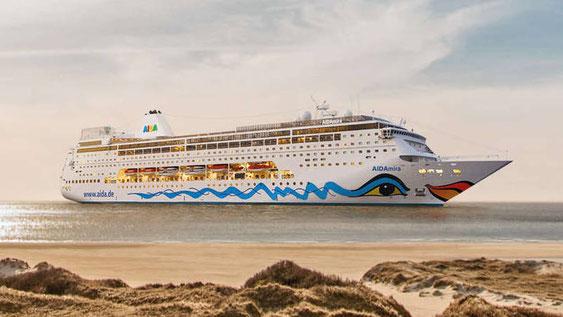 AIDAmira Mittelmeerinseln ab Korfu 2020