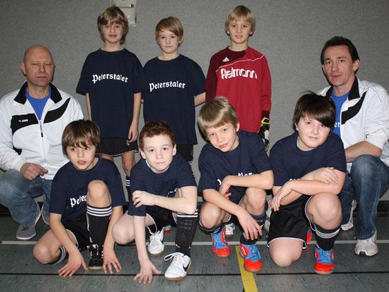 F1-Junioren: FV Dinglingen