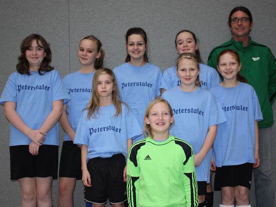 Juniorinnen D: SV Kippenheimweiler