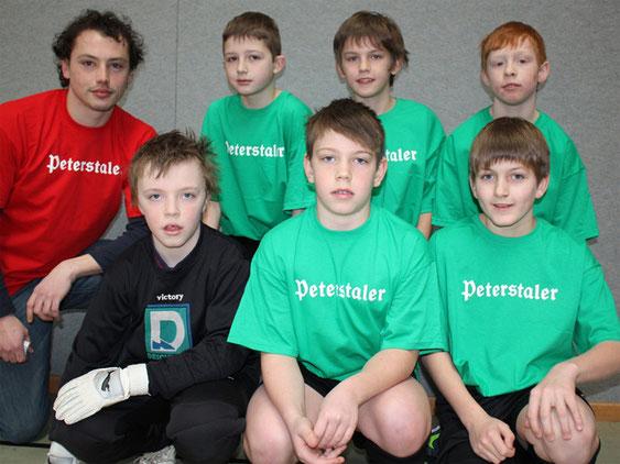 E1-Junioren: FV Sulz