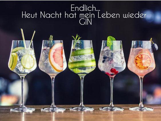Spritzschutz Glas mit Bild und Text