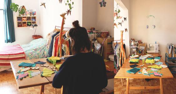 L'atelier de Claudel