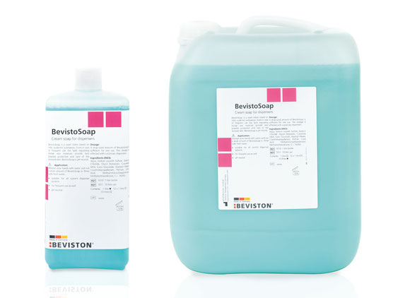 BevistoSoap - hand washing