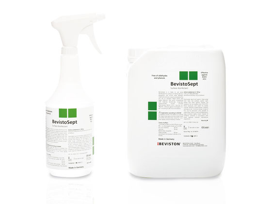 BevistoSept – surface disinfection