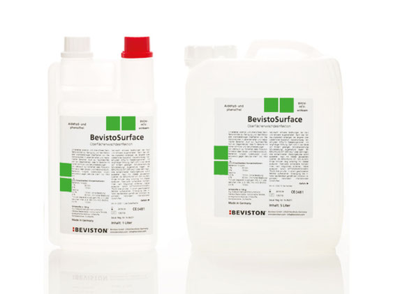 BevistoSurface – surface disinfection